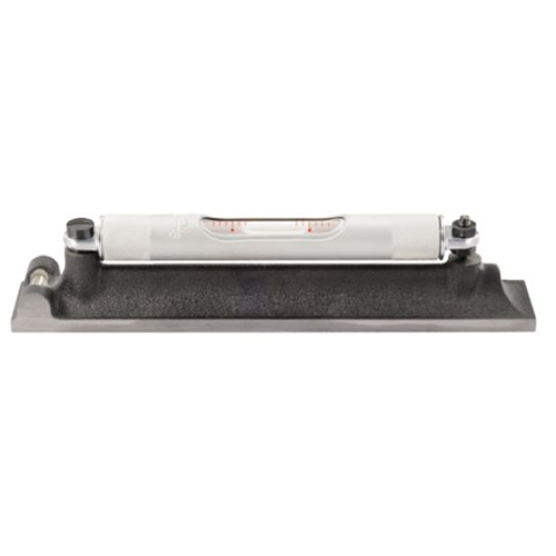Starrett 98-8 Machinists Level with Ground and Graduated Vial