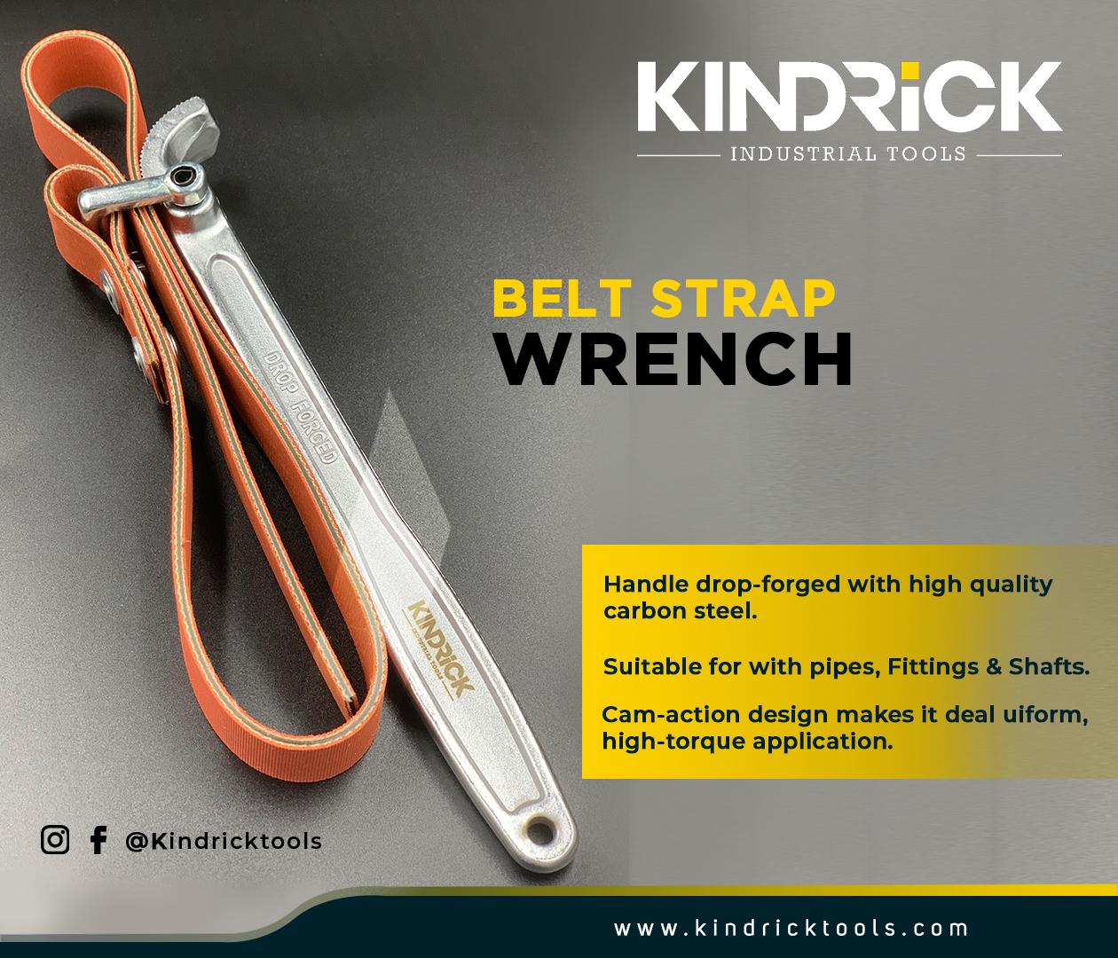 Kindrick - Belt / Strap Wrench
