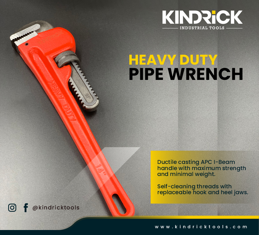 Kindrick - Pipe Wrench